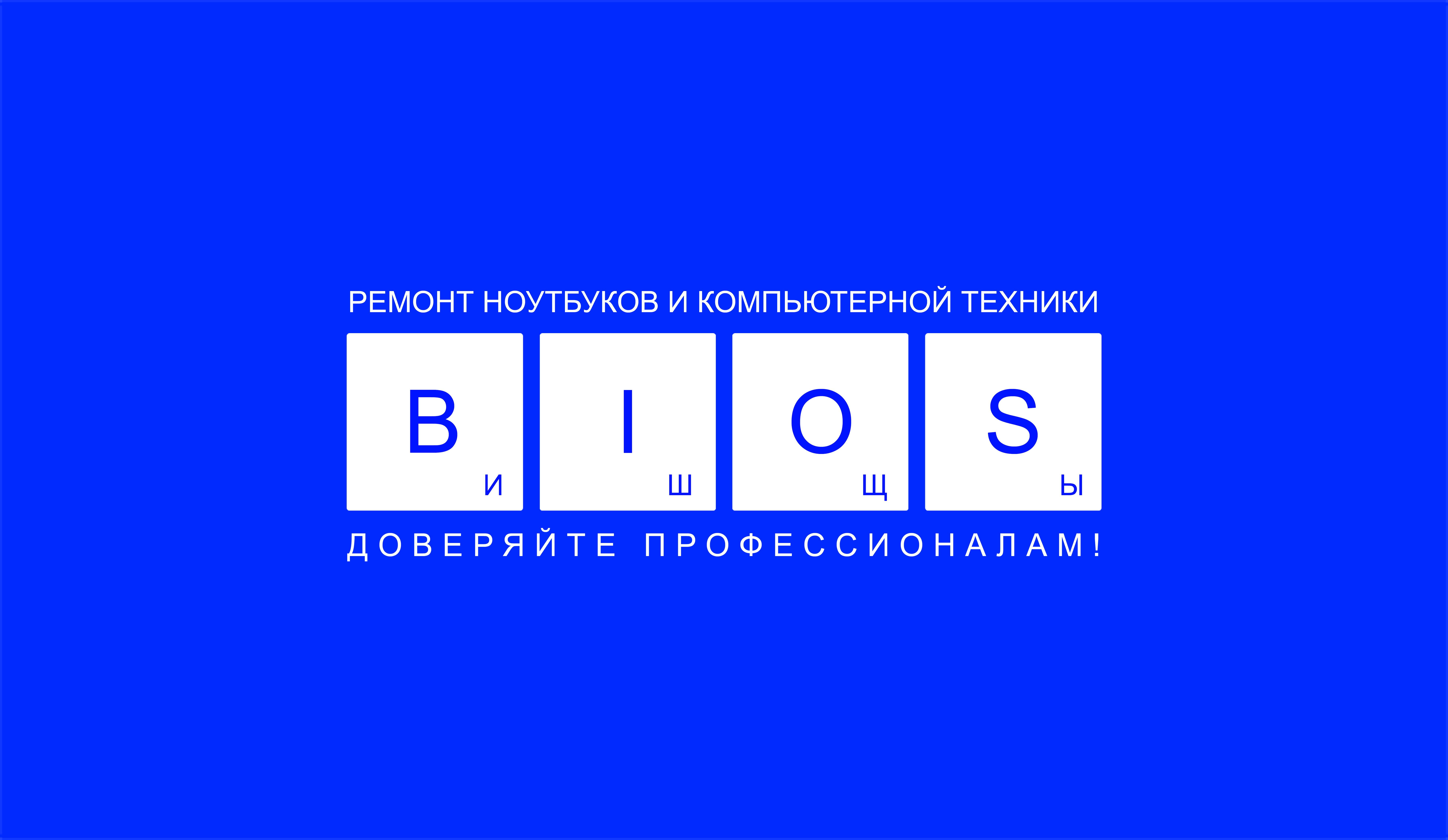 Сервис Центр BIOS