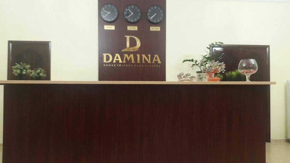 "гостиница ""Дамина"""