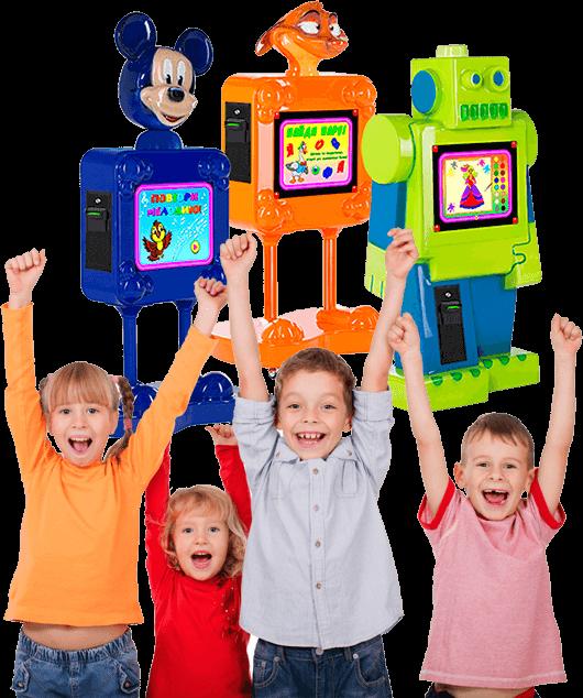 Детский развлекательный центр в Атырау NOVATOUCH