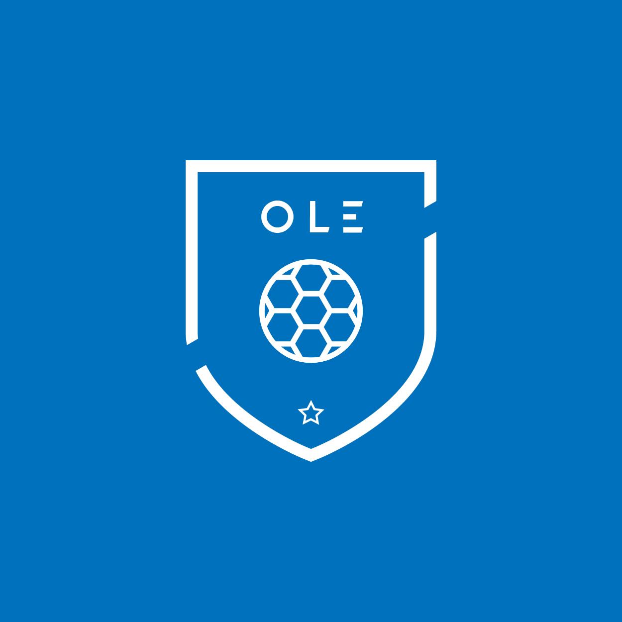 """Футбольная школа """"Оле"""" в Атырау."""