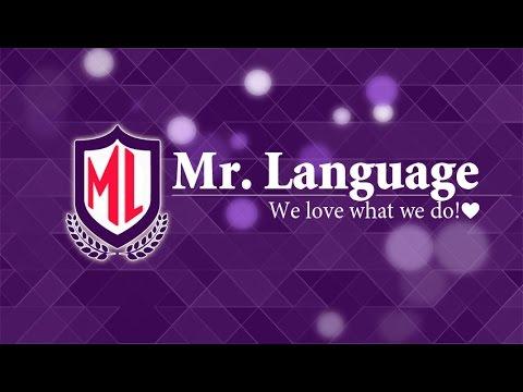 Mr.Language Курсы Английского языка