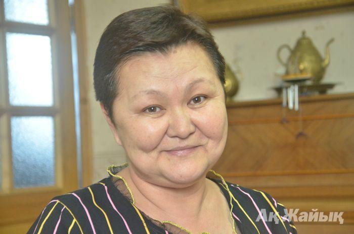 Goulmira Yerkinova