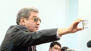 Senator Gani Kasymov