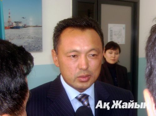 Sauat Mynbaev, the RoK Minister Oil and Gas