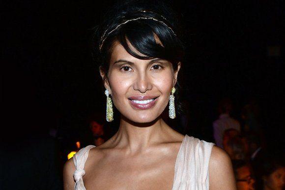 Goga Ashkenazi, 33, is a multi-millionaire businesswoman (Michael Buckner)