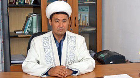Yerzhan Mayamerov, the new Supreme Mufti of Kazakhstan