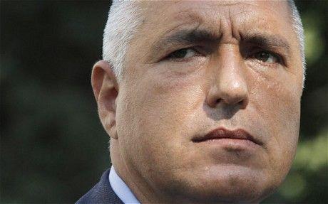 Now Bulgarian ex-Prime Minister Boiko Borisov