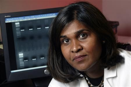 Dr. Deborah Persaud, a virologist at Johns Hopkins Children's Center in Baltimore (MD) reported the first case of an infant being cured of HIV infection at a meeting in Atlanta.