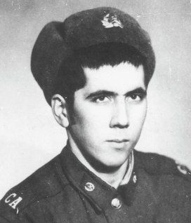 Khakimov shortly before his disappearance in 1980