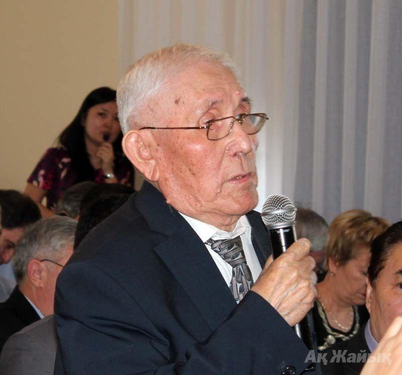 Academician Muftakh Diarov