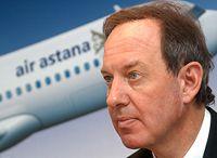 Peter Foster, Air Astana President