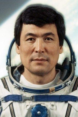 Tokhtar Aubakirov, the 1st cosmonaut of Kazakhstan