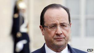 The Cahuzac scandal has heaped pressure on President Francois Hollande