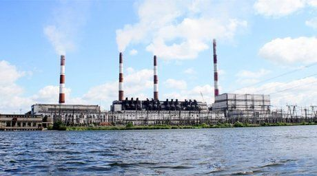 Troitsk regional power station. Photo courtesy:www.ogk2.ru
