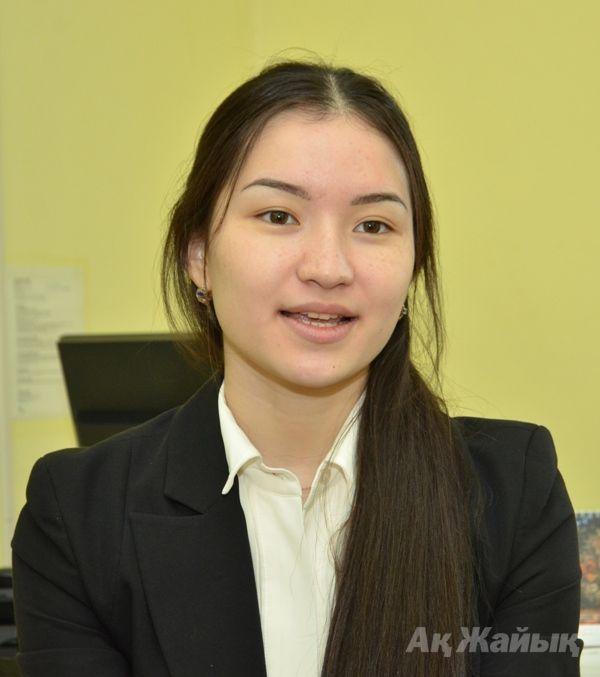 Gaukhar Zaidenova