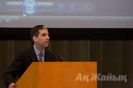 Dmitri Seletski, TCO Deputy General Manager