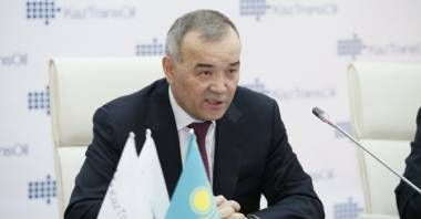 KazTransOil CEO K. Kabyldin