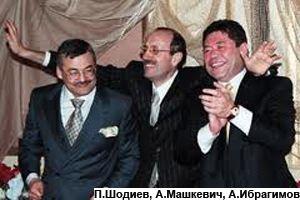 ENRC trio: Mashkevich, Shodiev and Ibragimov