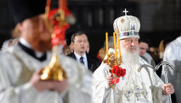 Patriarch Kirill to Hold Divine Services on Holy Friday
