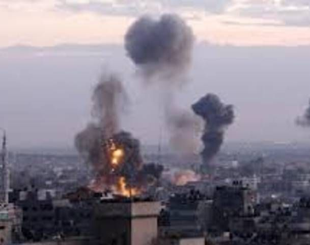 Damascus: Israel's Air Strike on Syrian Armed Research Center. At Least 2 Killed, 5 Wounded. According to the news Israel Air force attacked on the armed research center of Syria.
