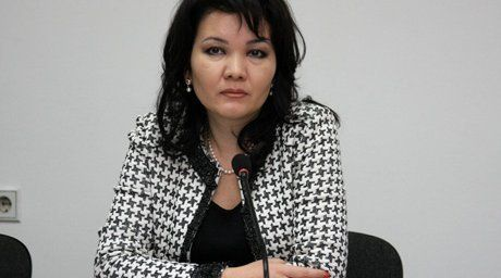 Umut Shayahmetova, Halyk Bank Chairwoman of the Board