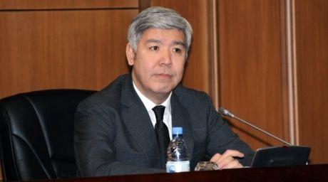Minister Kapparov
