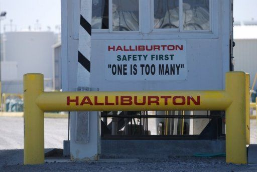 Halliburton Energy Services has admitted destroying evidence relating to the devastating 2010 Deepwater Horizon oil rig disaster in the Gulf of Mexico, federal officials said.