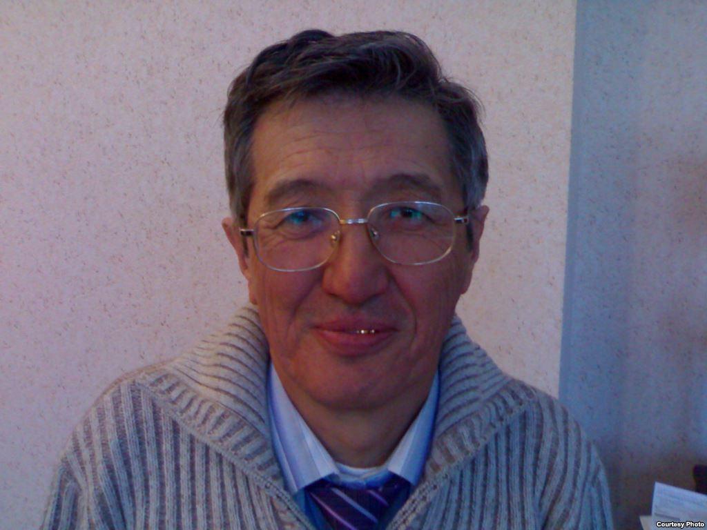 Pastor Bakhtzhan Kashkumbaev says the Kazakh authorities' case against him