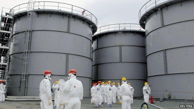 Faulty seals on the storage tanks at Fukushima are said to be the source of the most recent leak