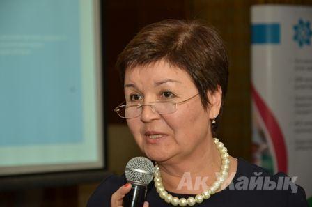Gulsim Mutysheva, deputy manager of NCPOC's safety department