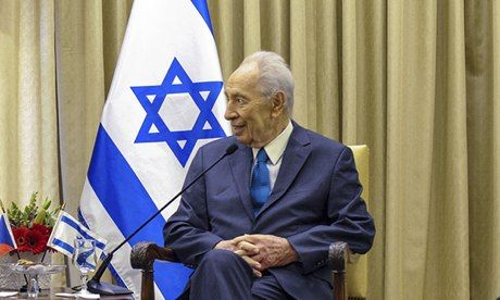 Israel's president Shimon Peres has called for a Council of Europe resolution on ritual circumcision to be rescinded. Photograph: Li Rui/Xinhua Press/Corbis