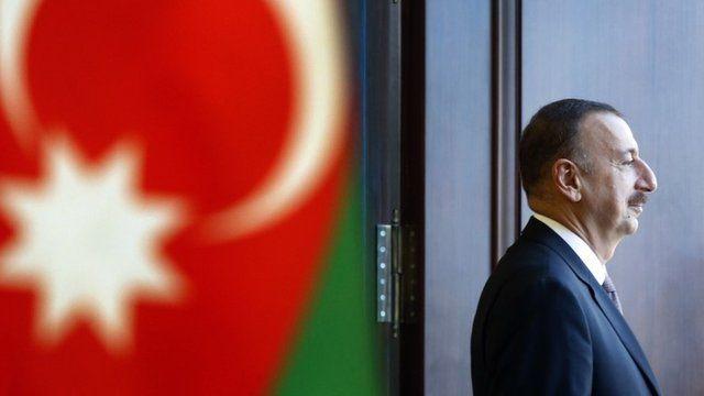 Ilham Aliyev has been president of Azerbaijan since 2003