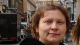 Asylim seeker Tatiana Paraskevich