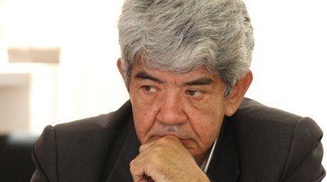 Mels Eleusizov, chairman of NGO