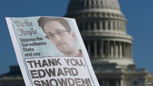 Whistleblower or traitor? Edward Snowden's leaks have divided the US