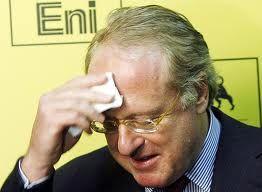Paolo Scaroni, Eni CEO
