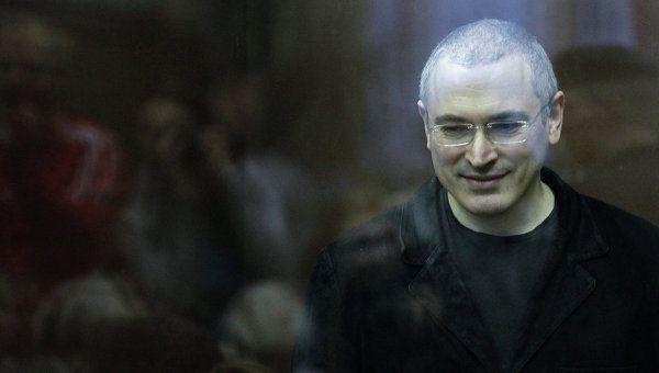 M. Khodorkovsky