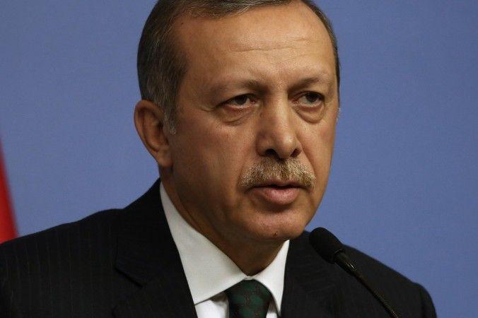 Turkey's Prime Minister Recep Tayyip Erdogan. Credit:AP
