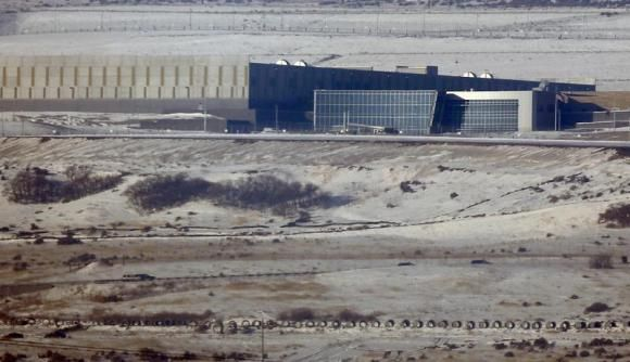 A National Security Agency (NSA) data gathering facility is seen in Bluffdale, about 25 miles (40 kms) south of Salt Lake City, Utah, December 17, 2013.