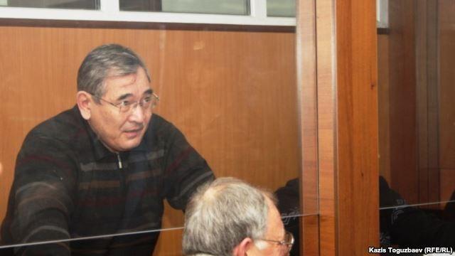 General Abdirazaq Ilyasov was found guilty of corruption.