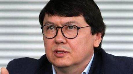 Rakhat Aliyev.