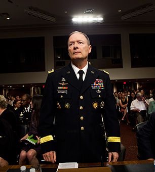Gen. Keith Alexander, director of the National Security Agency. (Photo: USAToday)