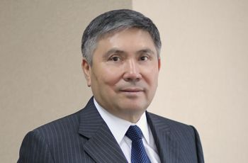 Minister of Oil and Gas Uzakbai Karabalin
