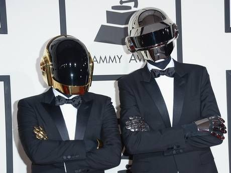 French dance duo Daft Punk have taken top honours at the Grammy Awards