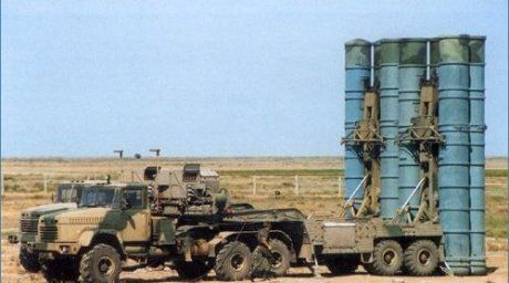 Air Defense System S-300. Tengrinews.kz file photo