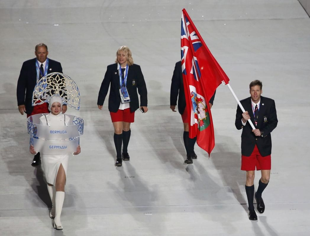 Kazakhstan was among best dressed Olympic nations in Sochi