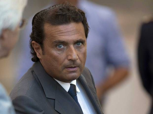 Accused of manslaughter and abandoning ship, Schettino has been granted permission to help investigators determine causes behind shipwreck.
