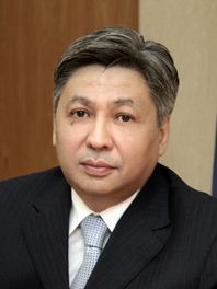 Minister of Foreign Affairs of the Kyrgyz Republic Erlan Abdyldaev