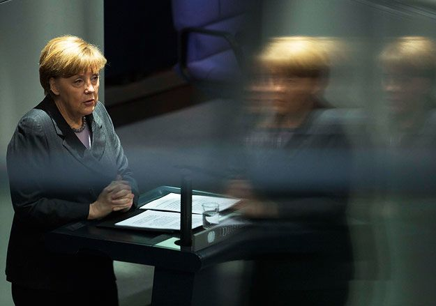 Angela Merkel. Photo:AP