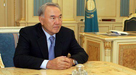 Kazakhstan President Nursultan Nazarbayev. ©tengrinews.kz